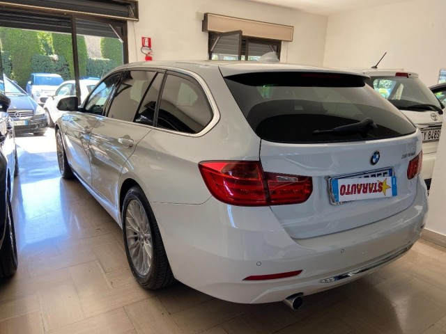 BMW Serie 3 Touring 320d Luxury