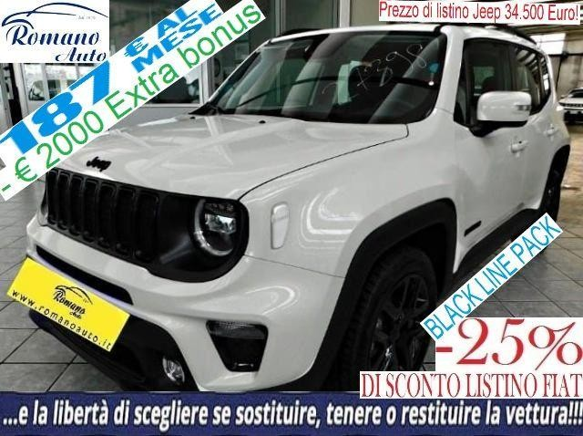 JEEP Renegade 1.6 Mjt DDCT 120CV Limited