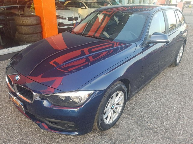 BMW Serie 3 Touring 318d Touring