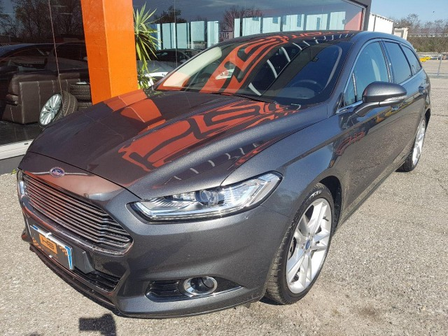 FORD Mondeo Station Wagon 2.0 TDCi 180 CV ECOnetic S&S Station Wagon Titanium