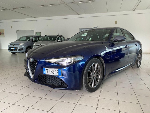 ALFA ROMEO Giulia  2.2 TD 150 CV Business Launch Ed.